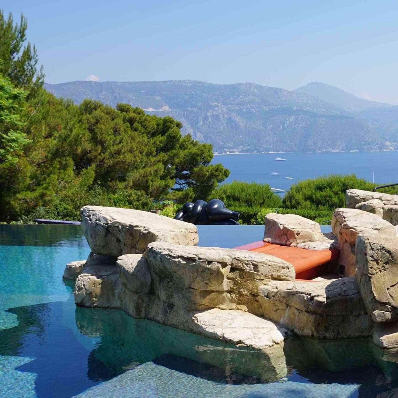 D cors en b ton et faux rochers pour professionnels diffaroc for Decor rocher piscine