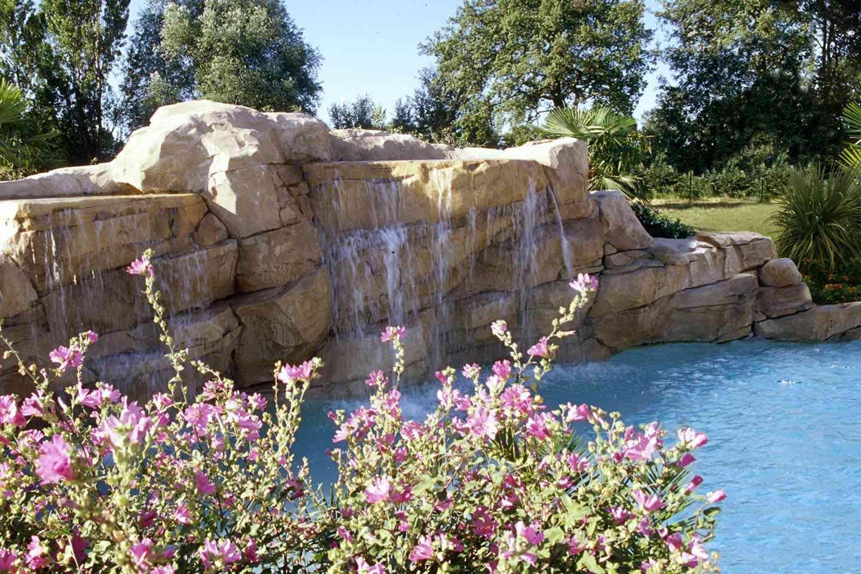 Diffaroc rochers reconstitués décoratifs