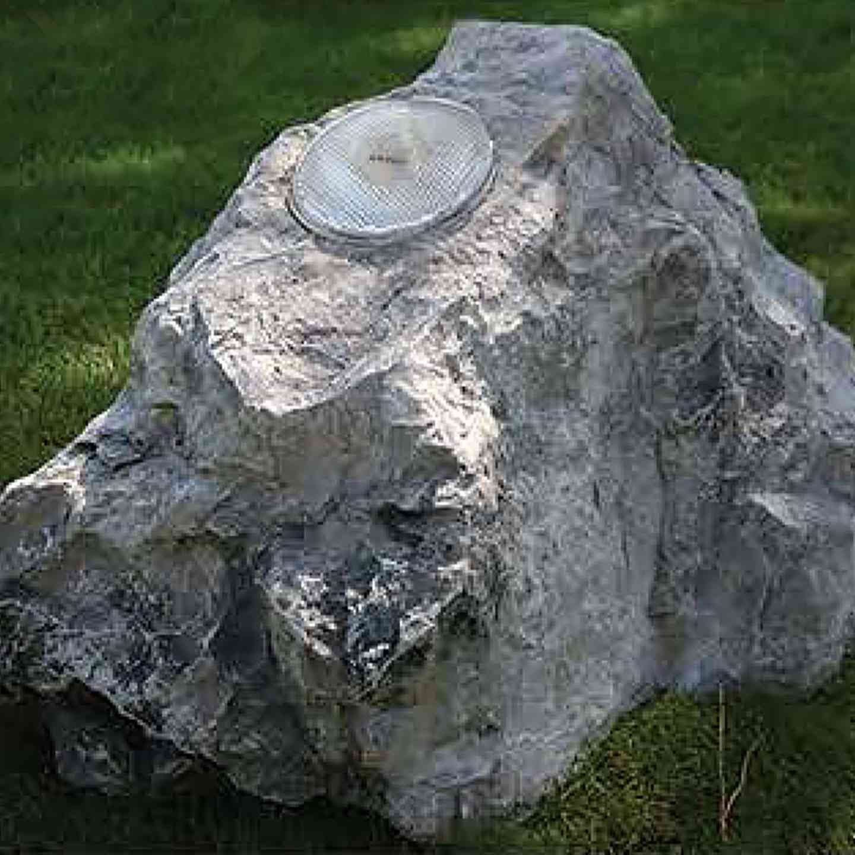 faux rocher cache
