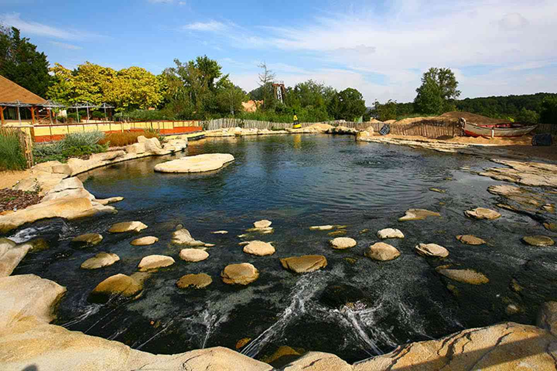 Faux rochers - parcs animaliers