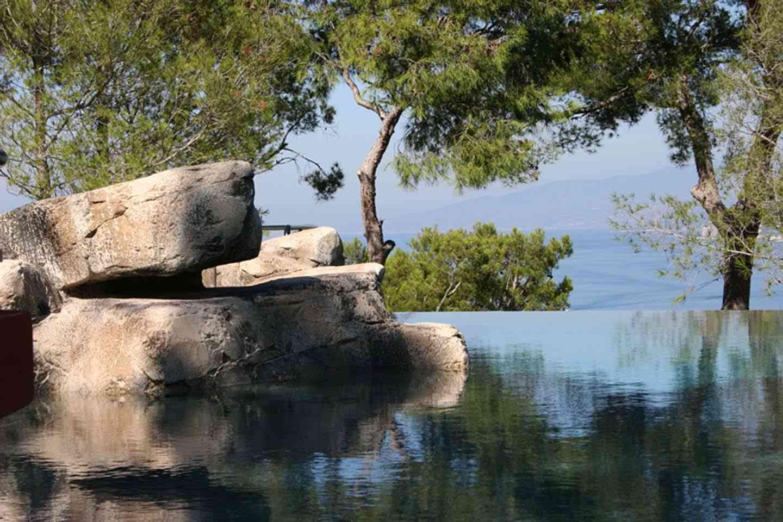 Réalisations faux rochers pour particuliers